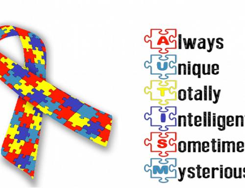 Speciaal, bijzonder autisme en PDD Nossige dingen