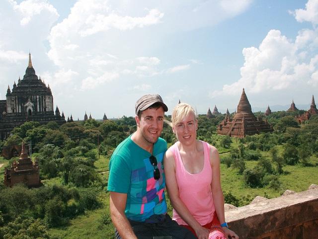 begon frans sam myanmar vakantie azie
