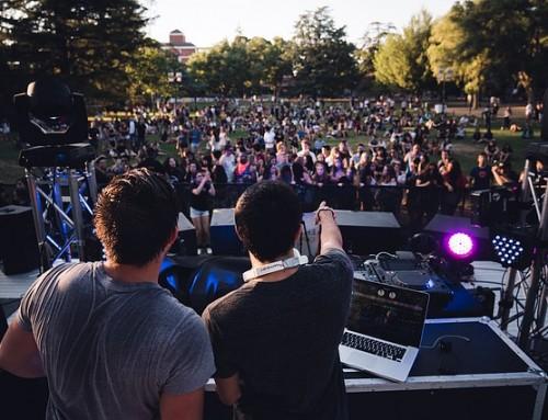 Naar welke festivals kan je gaan als 16-jarige