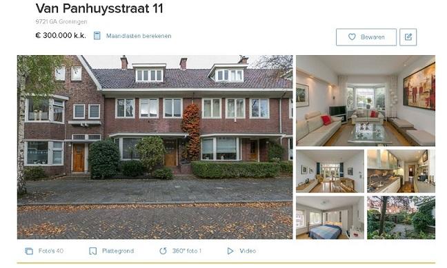 Zichtbaarheid van je huis vergroten op funda familie van for Woning op funda plaatsen