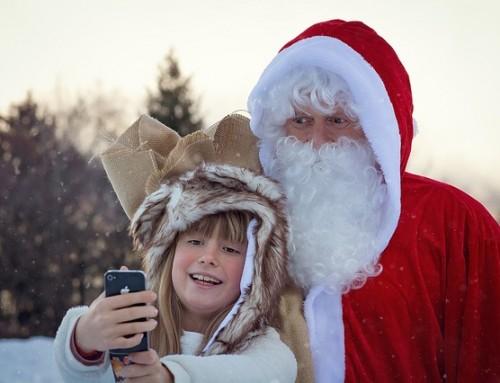 Wat geef jij met Kerst?