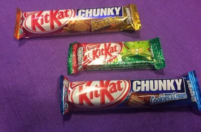 kitkat chunky lekker eten
