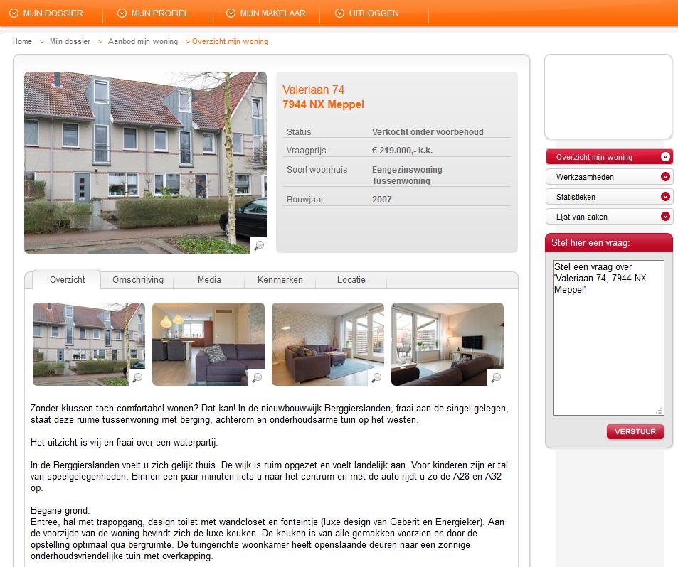 Onze ervaring met familie van dokkumburg - Huis verkoop ...
