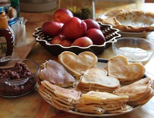 Recept: Courgettepannenkoeken