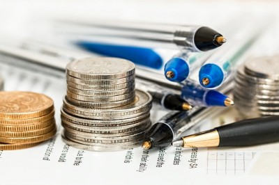sparen geld financieel