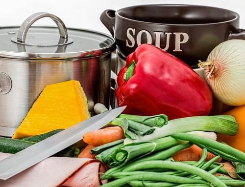 Recept: Vegetarische Soep