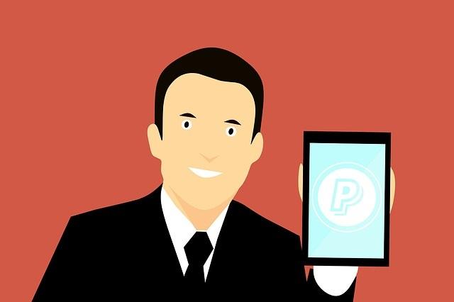 hoe werkt paypal
