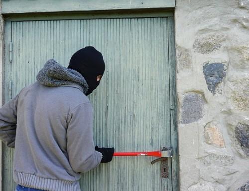Inbraakpreventie, veiligheid in en om het huis