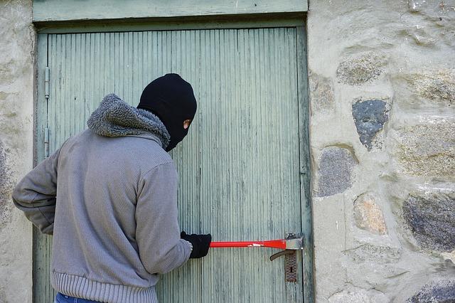 inbraakpreventie inbreker huis dief