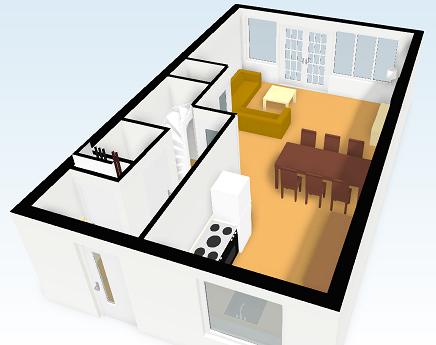 Plattegrond Woonkamer Maken : Hoe maak je zelf een plattegrond van het huis familie van