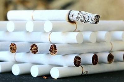 stoppen met roken heel veel sigaretten