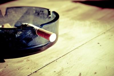 stoppen met roken sigaret