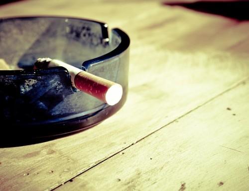 De eerste week zonder sigaret, hoe vergaat het ons?