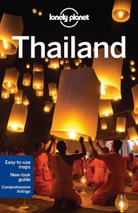 thailand lonely planet boek