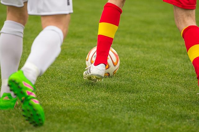 voetbalschoenen voetballen