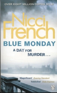 wat is blue monday boek nicci french