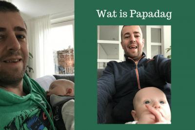 wat is papadag ouderschapsverlof
